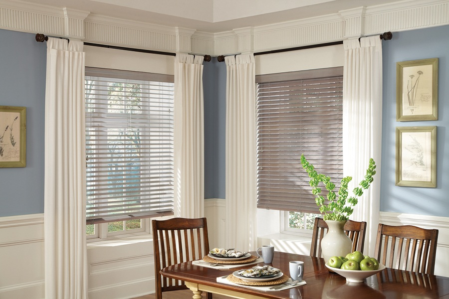 Adding Blinds To A Home Room Near Spring Valley, New York like Parkland for Dining Areas