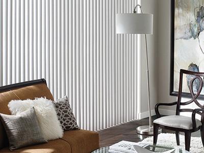 Vertical & horizontal blinds
