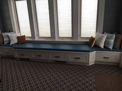 Reupholstry services