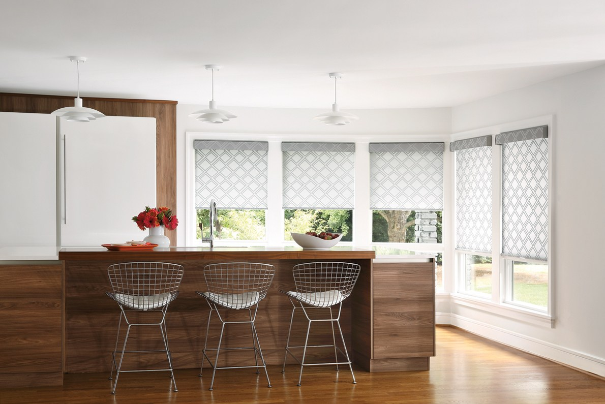 Designer Roller Shades for Kitchens in Spring Valley, New York (NY)