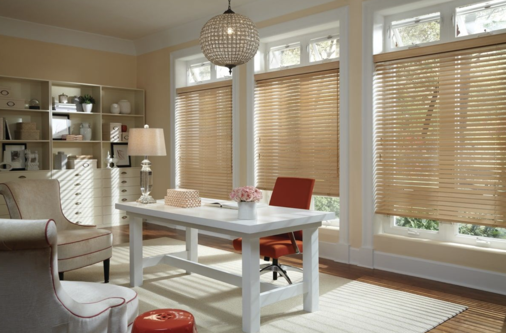 wood blinds in White Plains, NY homes