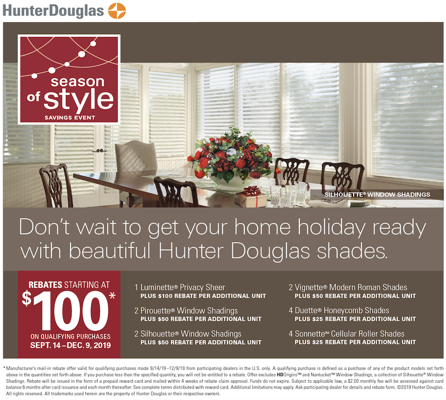 Smart Shades Savings Event with Duette Honeycomb Shades Near Spring Valley, New York (NY)